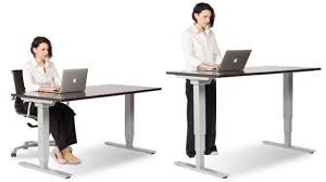 Jesper Office Height Adjustable Standing Desk by Stand Up Work Desk Intended For Your Property Zabaia In Stand Up