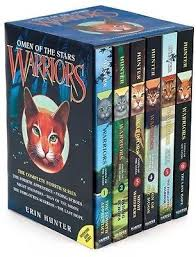Warrior Cats Omen Of The Stars Series 6 Books Collection Box Set Erin Hunter N View More On LINK Zeppyio Product Gb 2 111801542094