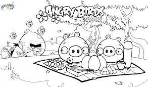 Adult Angry Birds Go Coloring Pages For Pertaining To
