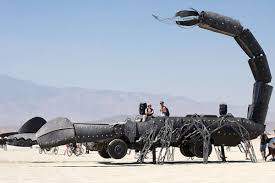 Buy This Giant, Flame-shooting Scorpion Truck From Burning Man - The ... Elderon Truck Equipment Parts Forestry Bucket Trucks For Sale In Wisconsinforestry 1984 Am General M936 Military Crane Wrecker Truck Youtube Used Railroad Readily Available Cherokee Llc Boom Maryland On Diamond T Pickup For New Ebay How Do I Best Sell My Car On Ebay 2008 Gmc C7500 Topkick 81 Gas 60 Altec Over Center Forestry Bucket 2007 Sterling L7500 Mazzotta Rentals Auctions Stores Mammoet National 1300h Sword Models 150 Scale Peterbilt World Equipment Sales Forklift Rentals Telescopic Boom