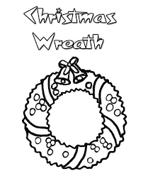 Free Coloring Pages For Christmas Children