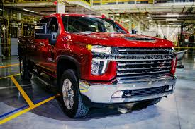 100 Chevy Compact Truck Chevrolet Highlights Features Of New Silverado HD Lineup