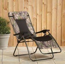 Pink Camo Zero Gravity Chair by Unbranded Portable Chairs Chairs Lounger Camping Furniture Ebay