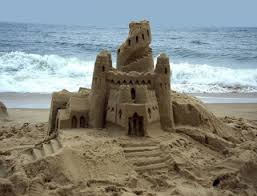 Sand Castle Simple Castles Ewell694