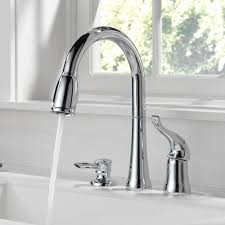 Delta Trinsic Kitchen Faucet by Kitchen Exciting Delta Kitchen Sink Faucets For Modern Kitchen