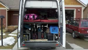 20 Of The Best Camper Vans With Bike Storage