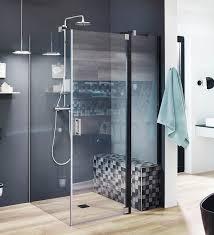 individualisierbare duschkabine