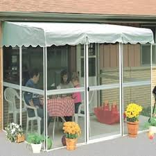 Patio Mate 10 Panel Screen Room by Porch Enclosure Kits Diy Porch Enclosure Kits Porch Enclosure