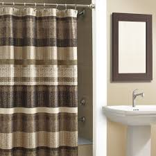Alluring Bathroom Shower Stall Curtains Stall Shower Curtain Extra