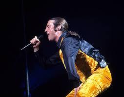 Wet In Concert At Wembley Arena