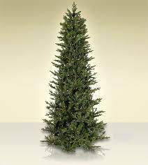Slim Artificial Christmas Trees