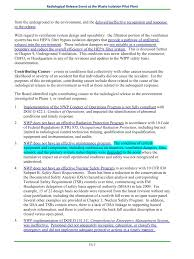 Ceiling Radiation Damper Code by Damning Report About Radiation Leak At Urs Led Wipp Partner Is