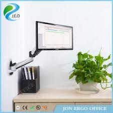 Vesa Desk Mount Arm by China 2017 Jeo Ys Ga12w Arm Dual Monitor Screen Best Monitor Desk