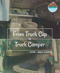 100 Truck Cap Camper How To Build A DIY Material List
