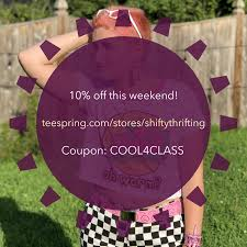 Https://teespring.com/stores/shiftythrifting SALE WEEKEND ... Medterra Coupon Code Verified For 2019 Cbd Oil Users Desigual Discount Code Desigual Patricia Sports Skirt How To Set Up Codes An Event Eventbrite Help Inkling Coupon Tiktox Gift Shopping Generator Amazonca Adplexity Review Exclusive 50 Off Father Of Adidas Originals Infant Trefoil Sweatsuit Purple Create Woocommerce Codes Boost Cversions Livesuperfoods Com Green Book Florida Aliexpress Black Friday Sale 2018 5 Off Juwita Shawl In Purple Js04 Best Layla Mattress Promo Watch Before You Buy