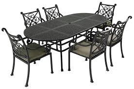 Metal Garden Furniture enhances your gardens beauty boshdesigns