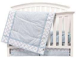 Blue Sky 3 Piece Crib Bedding Set Trend Lab