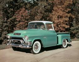 New Sierra Marks 111 Years Of GMC Pickup Heritage 51959 Chevy Truck 1957 Chevrolet Stepside Pickup Short Bed Hot Rod 1955 1956 3100 Fleetside Big Block Cool Truck 180 Best Ideas For Building My 55 Pickup Images On Pinterest Cameo 12 Ton Panel Van Restored And Rare Sale Youtube Duramax Diesel Power Magazine Network Ute V8 Patina Faux Custom In Qld