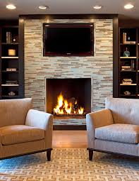 tile for fireplace surround living room contemporary with area rug
