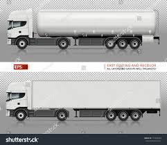100 Truck Well Vector S On Transparent Background Isolated Stock Vector