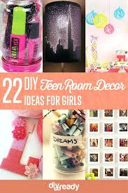 Cheap Diy Projects For Your Bedroom Easy Teen Room Decor Ideas Unique Teenage Decorating
