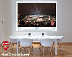 real madrid football stadium printed photo picture roller