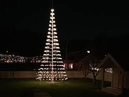 Flagpole Christmas Tree by 100 Flagpole Christmas Tree Be Inspired Copeland Christmas