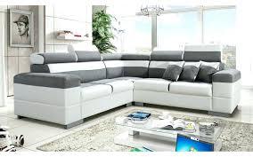 canapé d angle but gris et blanc canape blanc gris canapac blanc et gris fantastique canapa gris