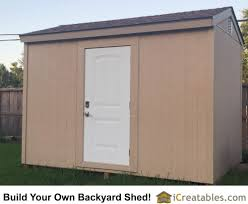 8x12 Storage Shed Ideas by Pictures Of Backyard Shed Plans Backyard Shed Photos