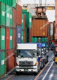 100 Surplus Trucks Containers Loaded On Trucks Aomi International Cargo