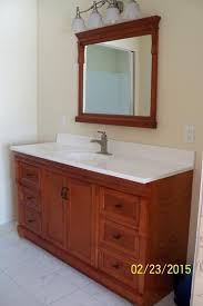Foremost Naples Bathroom Vanity by Foremost Naples 60 In W Bath Vanity Cabinet Only In Warm Cinnamon