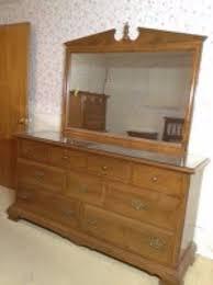 Ethan Allen Secretary Desk With Hutch by Find Ethan Allen At Estate Sales