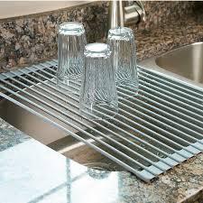 Oxo Over The Sink Colander by Kitchen Sink Dish Racks Kitchen Sink Decoration