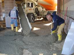 Mix Design Fundamentals Considerations for concrete for slabs on