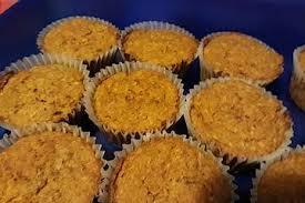 vegane karotten apfel muffins ohne zucker