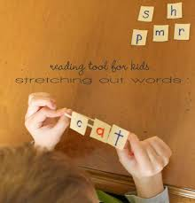 Stretching Out Words To Teach Kids Read