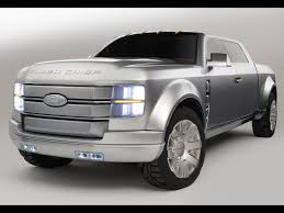 100 Ford Chief Truck F250 Super Concept Innovative Cars S