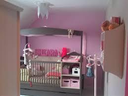 chambre bébé fille et gris idee deco chambre bebe fille gris et idées de décoration