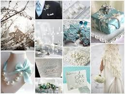 Wedding Themes Winter Wonderland Snowflakes