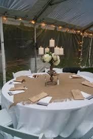 Rehearsal Dinner DinnersRehearsal DecorationsTable Toppers Rustic WeddingsWedding