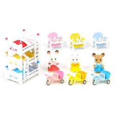 Calico Critters Master Bathroom Set by Sylvanian Families Calico Critters Baby U0026 Furniture Set Se 171