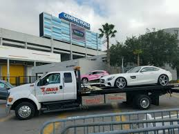 LINKS TOWING | ORLANDO, FL 32810