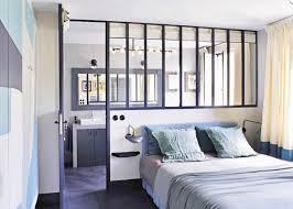 chambre avec bain salle de bain verriere suite parentale chambre avec com conseils