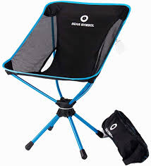 CGH Folding Camping Chair Portable Lightweight Backpack ...