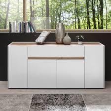 newroom sideboard lennox kommode weiß modern landhaus highboard anrichte wohnzimmer kaufen otto