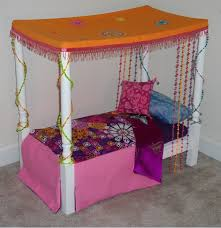 My very own American Girl doll bed knock off