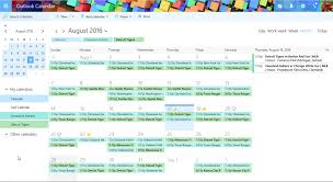 fice 365 and Outlook Interesting Calendars
