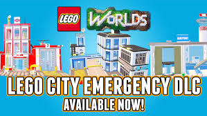 LEGO City Emergency Available Now In LEGO Worlds! - Bricks To Life