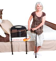 Stander Ez Adjust Bed Rail by Stander Mobility Home Bed Rail Adjustable Swing Out Hand Rail