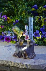 Decorative Rain Gauges Replacement Glass by Amazon Com Moonrays 95076 Solar Powered White Led Frog Rain Gauge